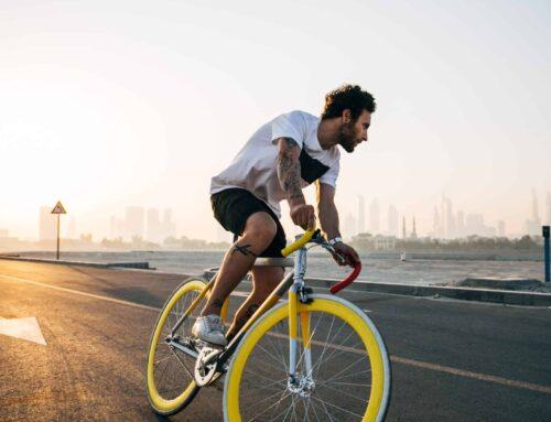 5 anledningar till att ta cykeln till jobbet
